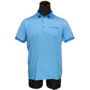 KJUS Strike Primflex Golf Polo Shirt 52 Large